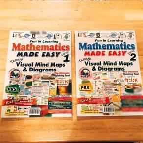 High school/form school books