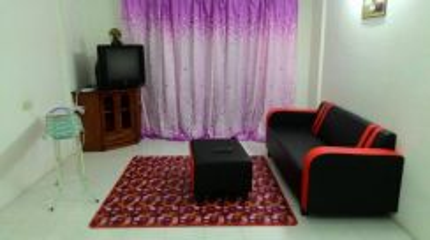 Fully furnished casa prima room