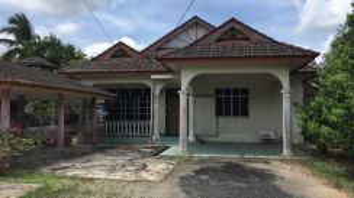 Bungalow, Kampung Padang Luas, Jerteh, Besut