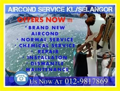 Aircond TerMurah KL & Selangor