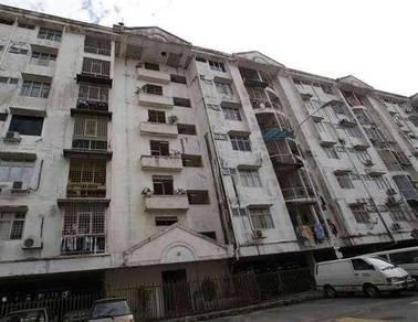 Greenview Apartment Kepong Near KTM Segambut, Jinjang Selatan