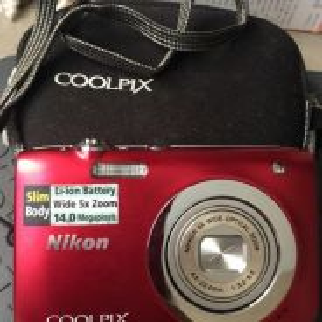Nikon Coolpix S2600 Digital Camera