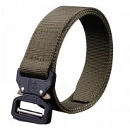 Nylon Tactical Belt Army Green