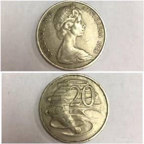 Coin Elizabeth II 1966