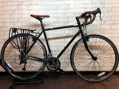 NEW Fuji touring bike hybrid 700C deore bicycle