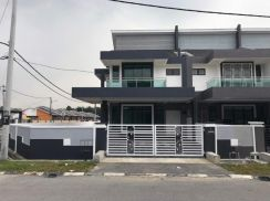 Perak, Seri Manjung, Double Storey Superlink Corner