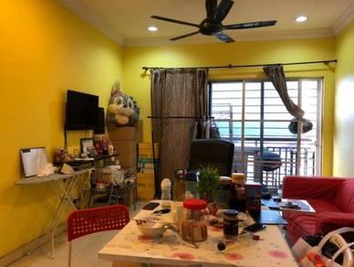 Cengal Condominium Block A, 19th (fully renovate)