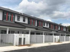 Adenium Indah Bukit Beruntung Rawang House For Sale