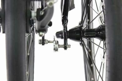 Folding bikes magnetix clip
