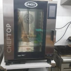Baker roaster meat machine