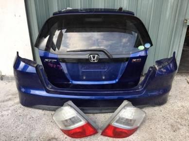 Honda fit ge8 rs rear body parts