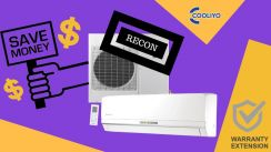 Used and Recon Aircon (Various type/HP)