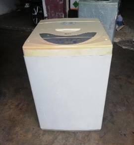 ELBA 6.5 kg fully automatic washing machine