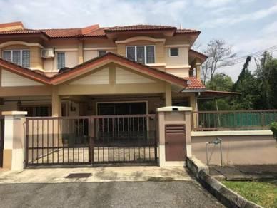 Double Storey Terrace, Taman Harmonium Indah, Seremban