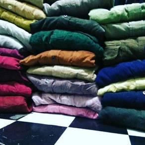 Borong Kemeja Flannel & Corduroy