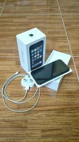 Iphone 5s 16gb black grey