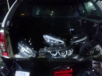 BMW F10 F30  F02 E90 headlights clearing stock