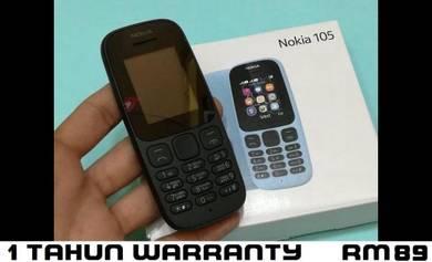 New- Nokia -105-