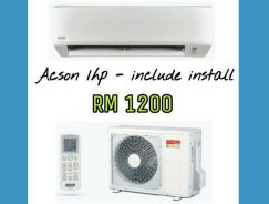 Aircond - Air cond - Air conditioner