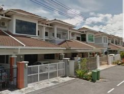 Double Storey Intermediate, Tabuan Area,Kuching
