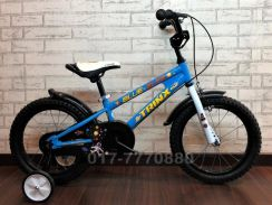 TRINX 16INCH JUNIOR KID bicycle bike BASIKAL 4-6YR