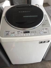 13kg toshiba top mesin basuh washing machine big