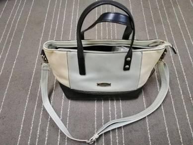 Carlo Rino Handbag (Used)