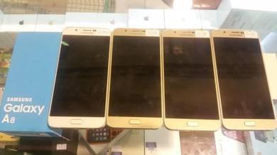 Samsung Galaxy A8 LTE 4G 32GB Dual Sim - Fullset