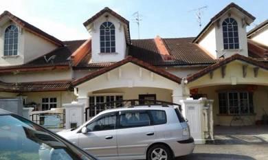 Seri Alam 1.5 Storey Terrace House for Sales