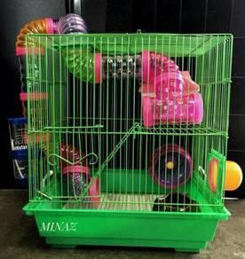 Sangkar hamster