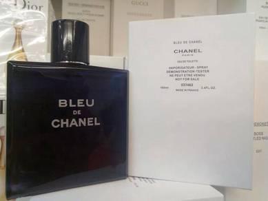 PERFUMES TESTER BLEU DE CHANEL 100ml