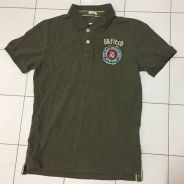 Abercrombie army green shirt