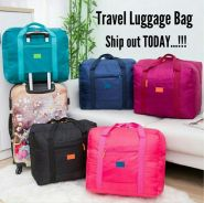 Waterproof Nylon Travel Luggage Outdoor Bag (5)