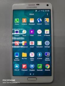 Samsung Galaxy Note 4 Lte 3gb Ram 32gb Memory