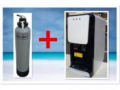 F125 Water Filter / Penapis Air Alkaline Combo Set