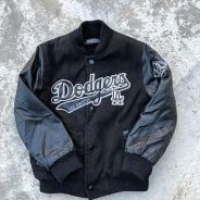 Authentic Preloved LA Dodgers Varsity Jacket