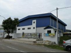 Puncak Alam Warehouse Factory for Rent