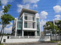 Rent: detached factory for rent in kepong business park