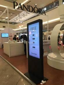 Interactive Vertical Kiosk Touch Screen Rental