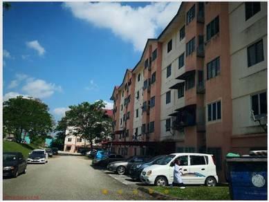 Apartment Pangsa Rakyat pajam Mantin