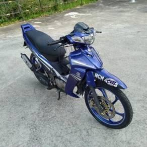 2011 - Yamaha Y125ZR - ( On The Road )