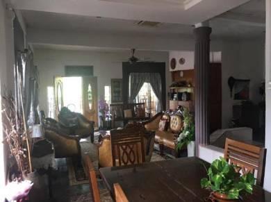 Taman Palma Jaya Paroi- Single Storey Corner (harga Termasuk Perabot)