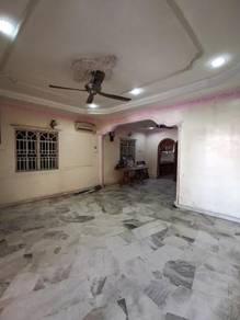 105%Loan 2 Storey Terrace Jalan Laksamana Sentosa Perdana Klang