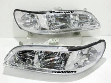 Honda Accord S86 S84 Head Lamp Light 98_02 NEW