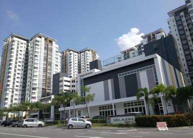 Selasih Apartment(sewa Bilik) presint 17