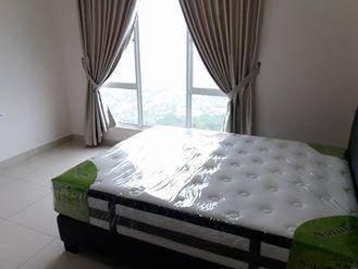 M condo 3bedroom, fully furnished, 7 mins ciq
