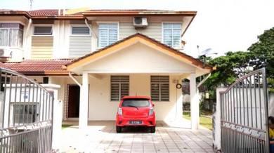 Freehold Corner 2 Storey Semi-D Taman Kajang Impian, Section 7,