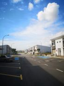 Bandar Bukit raja low cost factory klang