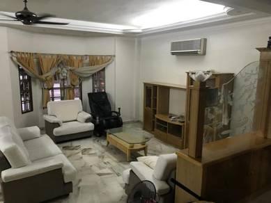 Cheras Bandar Sungai Long SL4, 2 story terrace end lot 2250sf 4r3b