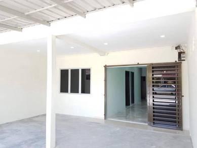 Single Storey Terrace house FOR SALE in Bercham